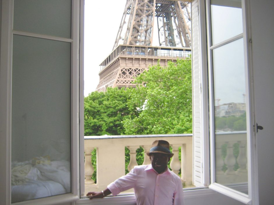 An African-American in Paris