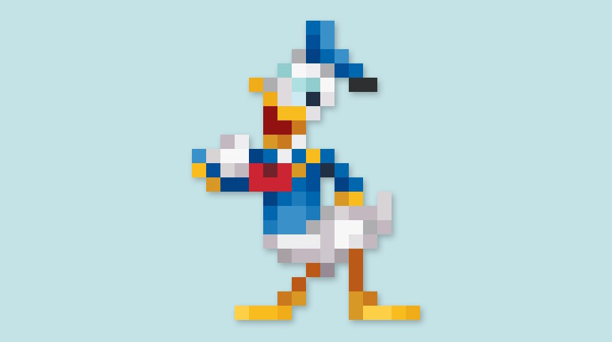 Backstory: Becoming Donald (Duck, That Is—Donald Duck!)