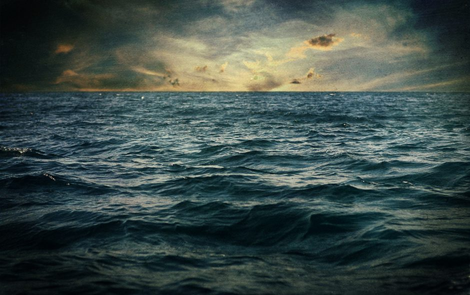 Adrift at Sea on an Ocean of Grief