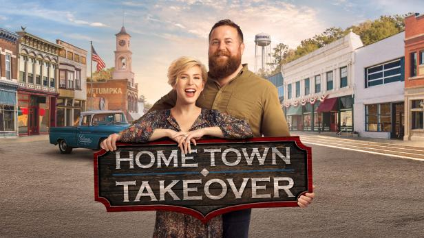 Home Town Takeover: A Little Reno, A Little Inclusion, A Lot of Love